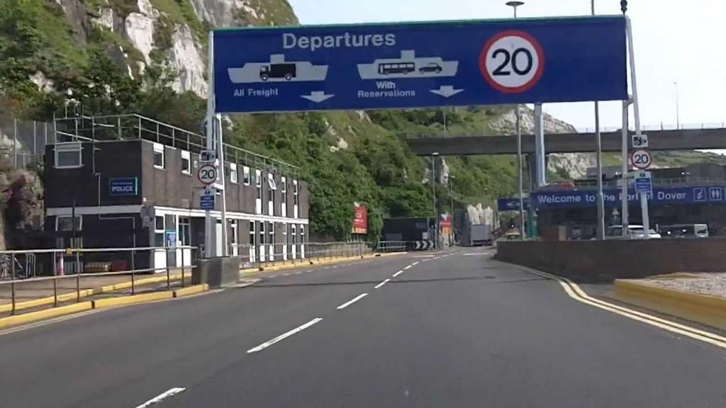 Dover Cruise Terminal ETS
